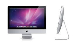 Apple iMac  Aluminum 21.5in.