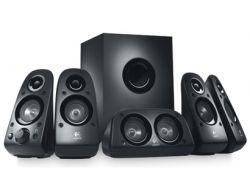 Logitech Z506 Speakers 75 Watts RMS 5.1 Surround Sound