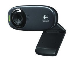 Logitech C270 USB Webcam