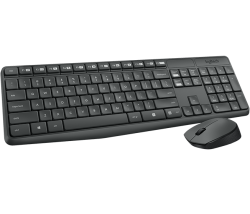 Logitech MK235 Wireless Mouse and Keyboard Set
